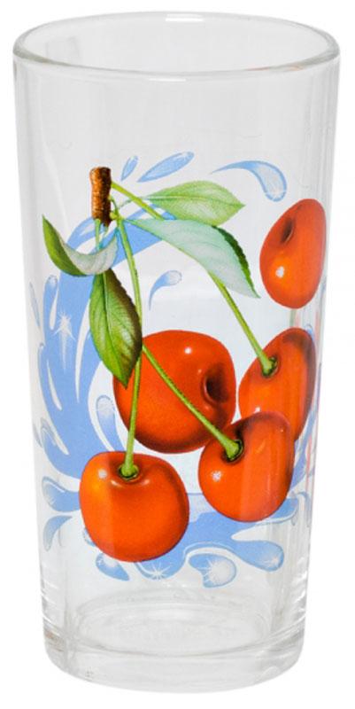 Стакан OSZ Ода. Черешня, 230 млVT-1520(SR)Стакан OSZ Ода. Черешня выполнен из высококачественного бесцветного стекла и украшен ярким рисунком. Идеально подходит для сервировки стола.Такой стакан не только украсит ваш кухонный стол, но и подчеркнет прекрасный вкус хозяйки.Диаметр стакана (по верхнему краю): 6,5 см. Диаметр основания: 5 см. Высота стакана: 12,5 см.