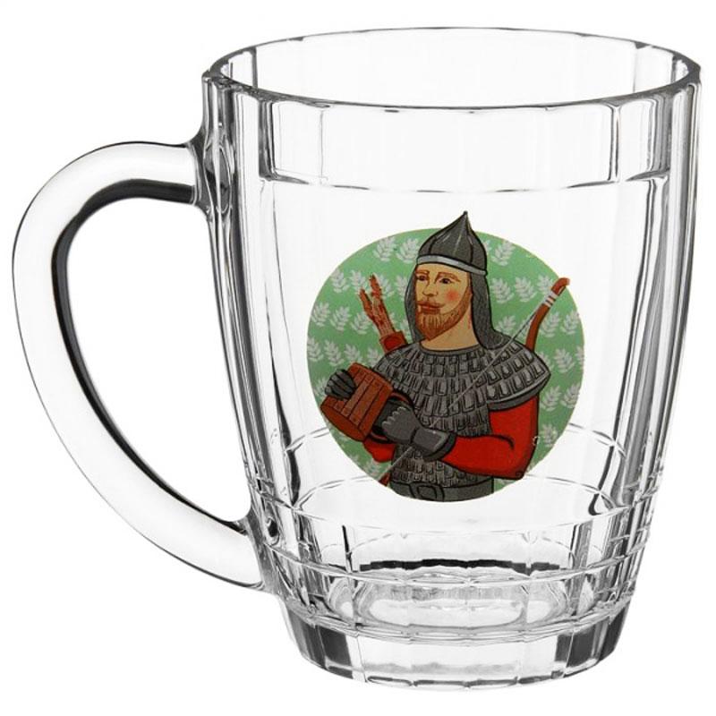 Кружка для пива OSZ Пинта. Богатыри, 500 мл08C1143-BOGКружка для пива ПИНТА БОГАТЫРИ 500мл.Изготовлено из стекла.