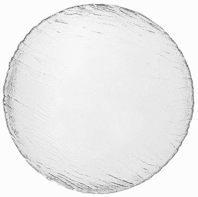 Тарелка обеденная OSZ Вулкан, диаметр 25 см. 16C1891VT-1520(SR)Тарелка обеденная ВУЛКАН 25см.Изготовлено из стекла.