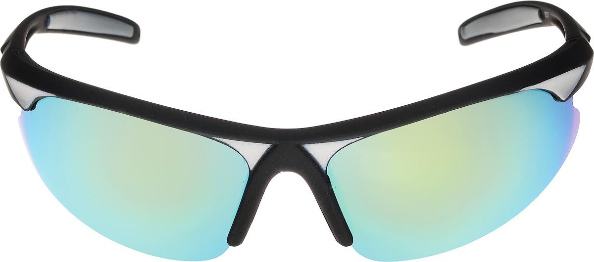Очки солнцезащитные мужские Vita Pelle, цвет: черный, серый. ОС6037/17fLD206-21Очки солнцезащитные Vita Pelle это знаменитое итальянское качество и традиционно изысканный дизайн.