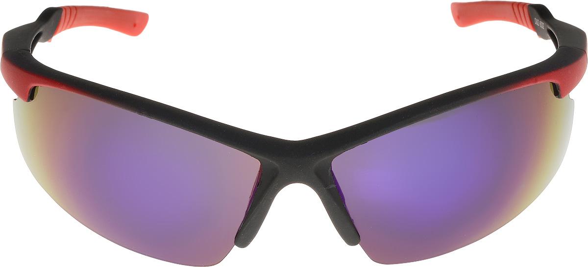 Очки солнцезащитные мужские Vita Pelle, цвет: красный, синий. ОС6032/17fОС6032/17fОчки солнцезащитные Vita Pelle это знаменитое итальянское качество и традиционно изысканный дизайн.