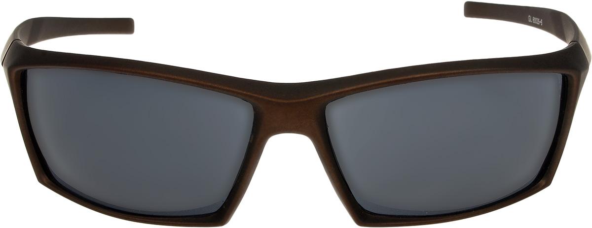 Очки солнцезащитные мужские Vittorio Richi, цвет: коричневый. ОС80035-6/17fFM-550-ASОчки солнцезащитные Vittorio Richi это знаменитое итальянское качество и традиционно изысканный дизайн.