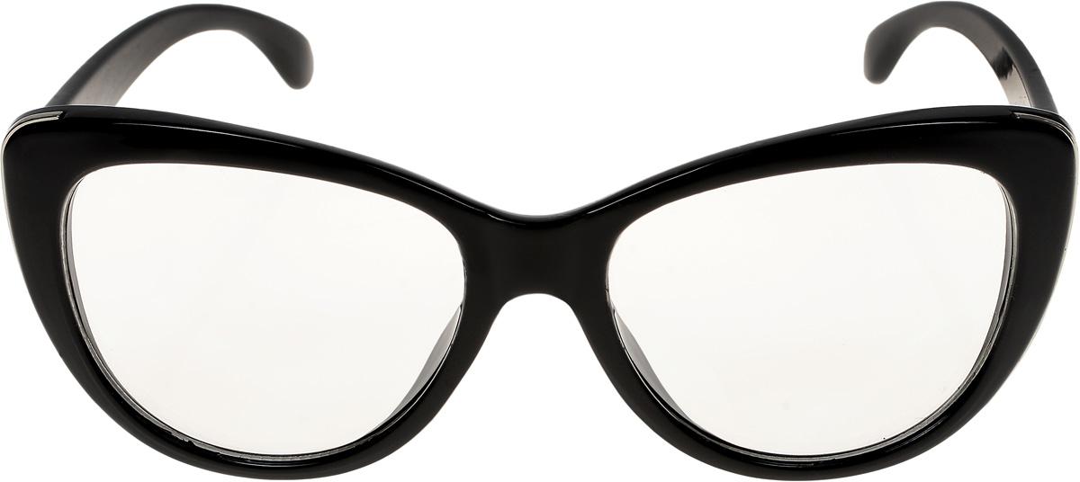 Очки солнцезащитные женские Vittorio Richi, цвет: черный. ОС3061c5/17fT-02-UKОчки солнцезащитные Vittorio Richi это знаменитое итальянское качество и традиционно изысканный дизайн.