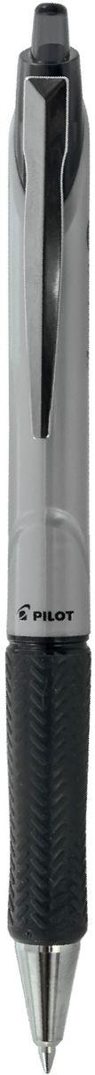 Pilot Ручка шариковая Acroball цвет корпуса черный серый96732САвтоматическая шариковая ручка нового поколения.Надежный многоразовый выдвижной механизм. Для удобного захвата пальцами ручка оснащена текстурированным упором из гигроскопичной резины. Еще более плавное и мягкое письмо данной модели достигается за счет инновационных чернил, имеющих масляную основу повышенной вязкости.Идеальное сочетание стиля и комфорта.
