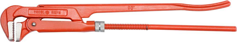 Ключ трубный Vorel, 1, 90 градусов55215Ключ трубный VOREL, 1 - 90°.