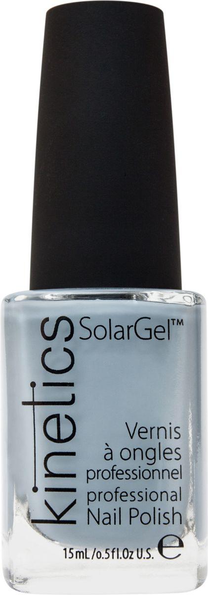 Kinetics Профессиональный лак SolarGel Polish, 15 мл, тон 275KNP275Новое поколение профессиональных гелевых лаков для ногтей, которые наносятся как обычный лак, а выглядят как гель. Ультра модные и классические цвета, поражают своей стойкостью и разнообразием оттенков. Стойкость до 10 дней, не требует специальной сушки в UV/LED лампе. Рекомендуется использовать с верхним покрытием SolarGel Top Coat