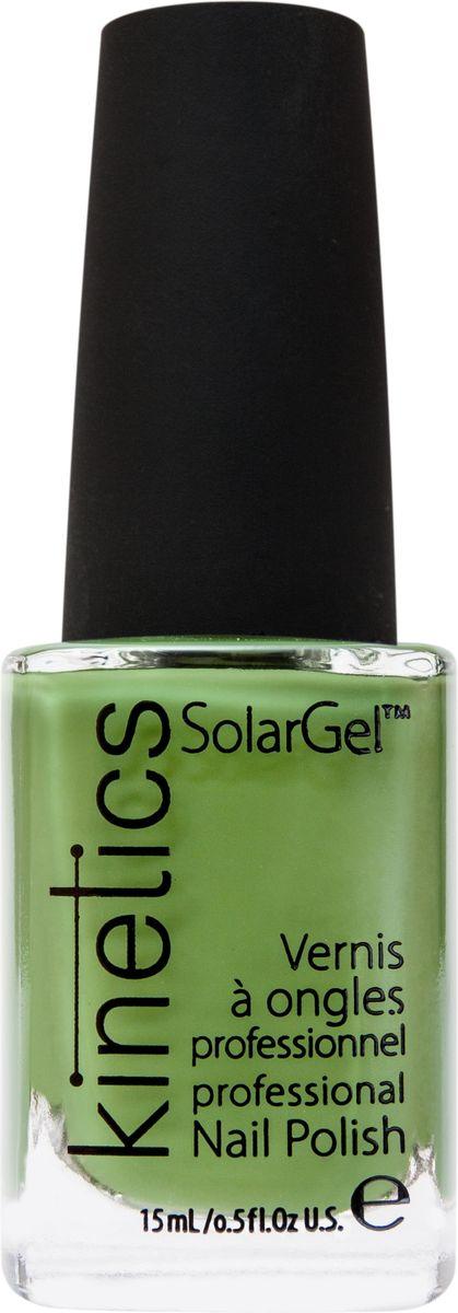 Kinetics Профессиональный лак SolarGel Polish, 15 мл, тон 339KNP339Новое поколение профессиональных гелевых лаков для ногтей, которые наносятся как обычный лак, а выглядят как гель. Ультра модные и классические цвета, поражают своей стойкостью и разнообразием оттенков. Стойкость до 10 дней, не требует специальной сушки в UV/LED лампе. Рекомендуется использовать с верхним покрытием SolarGel Top Coat