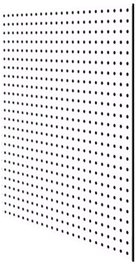 "Перфопанель ""MasterProf"", 59,5 х 59,5 х 0,5 см, цвет: белый ТД.010049"