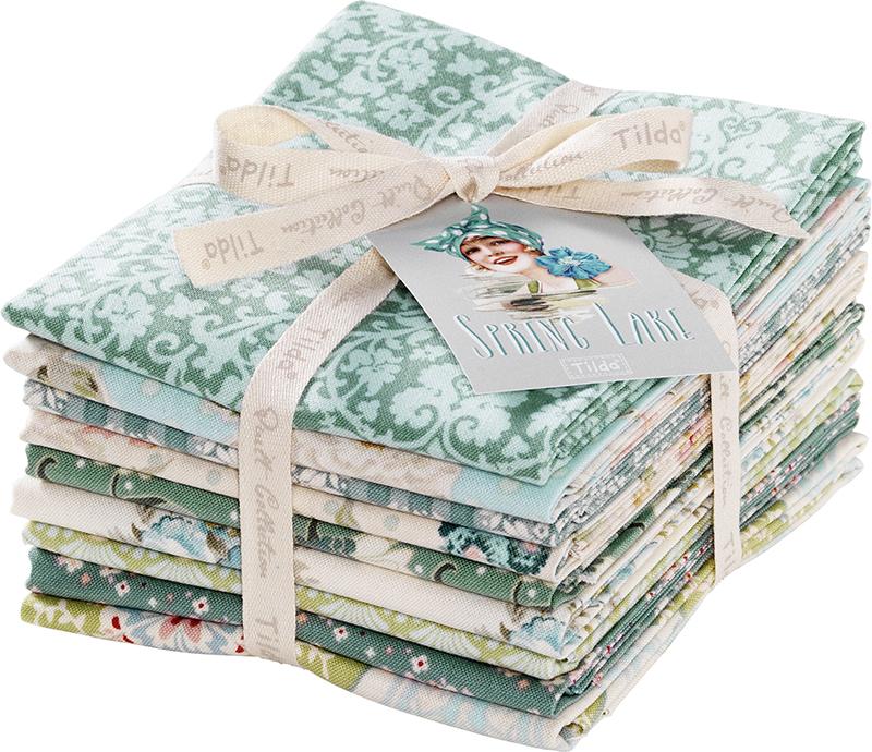 Набор ткани Tilda, 50 х 55 см, 9 шт. 210480823210480823Все ткани из одной коллекции прекрасно подходят друг другу и, конечно, идеальны для шитья кукол Тильда и всевозможных зверушек в ее стиле. 100% хлопок дает усадку примерно на 6-7%.