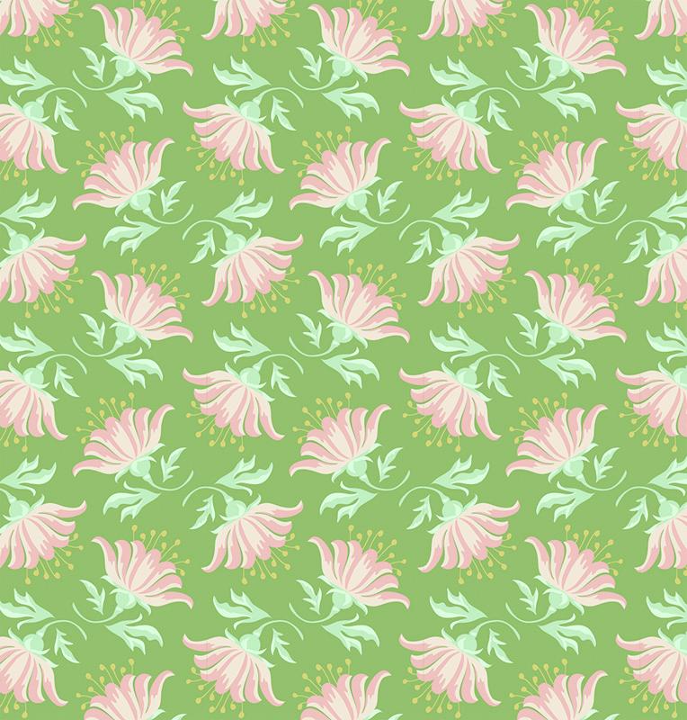 Ткань Tilda Painted Lily, 50 х 55 см. 210480896210480896Все ткани из одной коллекции прекрасно подходят друг другу и, конечно, идеальны для шитья кукол Тильда и всевозможных зверушек в ее стиле. 100% хлопок дает усадку примерно на 6-7%.
