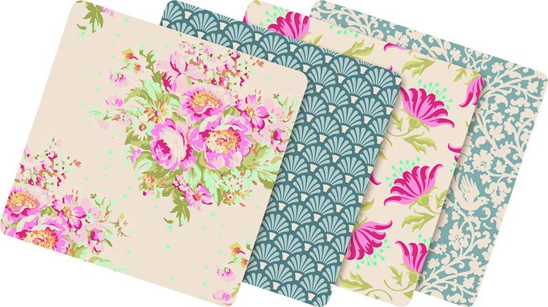 Набор ткани Tilda, 12,5 х 12,5 см, 42 шт. 210480928210480928Все ткани из одной коллекции прекрасно подходят друг другу и, конечно, идеальны для шитья кукол Тильда и всевозможных зверушек в ее стиле. 100% хлопок дает усадку примерно на 6-7%.