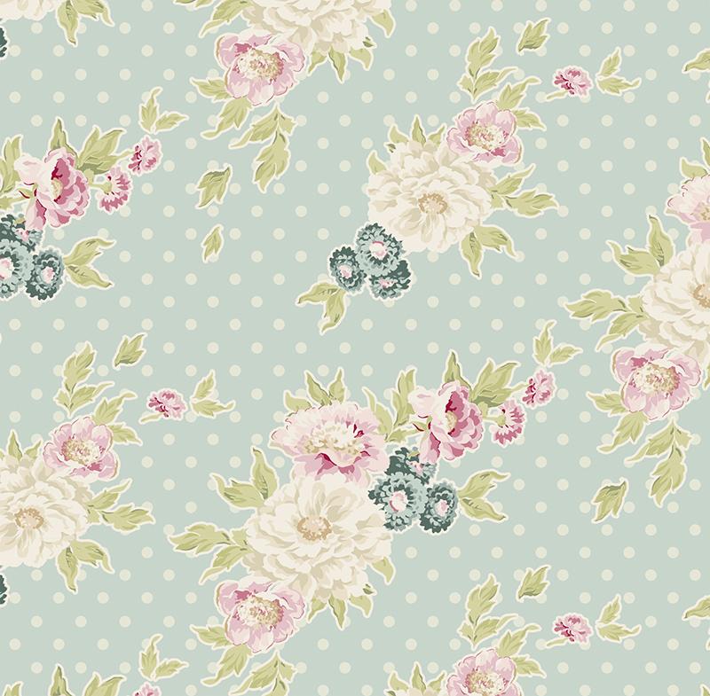 Ткань Tilda, цвет: голубой, розовый, зеленый, 1 х 1,1 м. 210481705KT002AТкань Tilda, выполненная из натурального хлопка, используется для творческих работ. Хлопковые ткани не выцветают, не линяют, не деформируются при стирке и в процессе носки готовых изделий, сшитых из этих тканей.Ткань Tilda можно без опасений использовать в производстве одежды для самых маленьких детей, в производстве игрушек. Также ткань подойдет для декора и оформления творческих работ в различных техниках. Ширина: 110 см. Длина: 1 м.