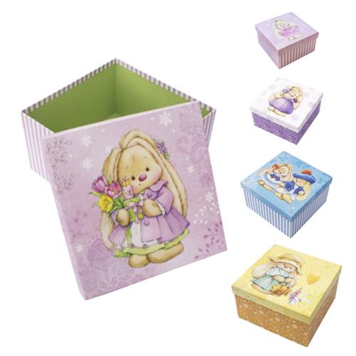 Набор подарочных коробок Hobby&You ЗайкаМи, 5 штHY00707