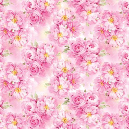 Упаковочная бумага ЗайкаМи Hobby&You Цветущие пионы, 674 х 974 ммHY00809