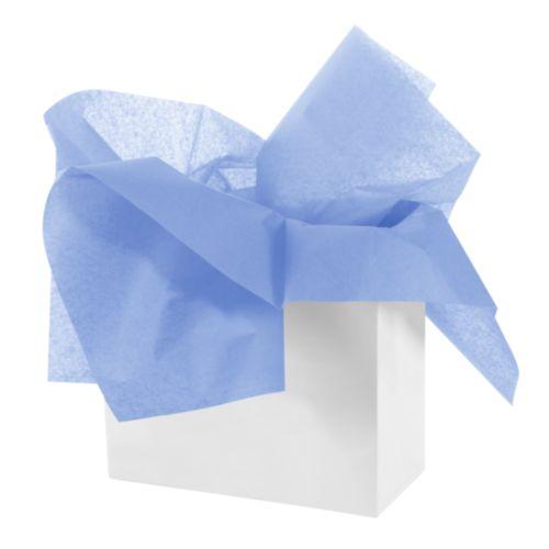 Бумага тишью 50 х 70см, цвет: синий, 3 штHY06002