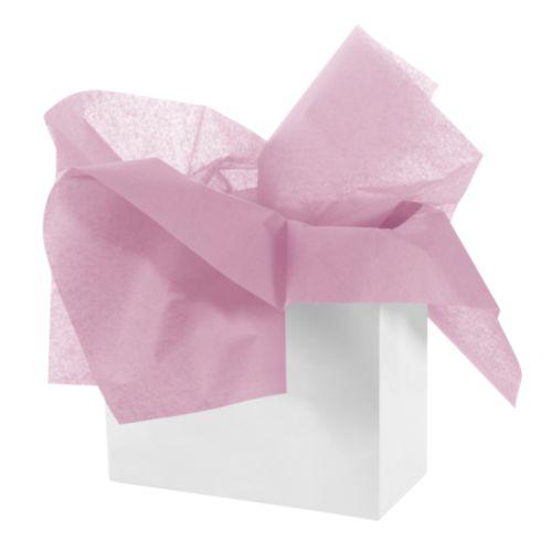 Бумага тишью 50 х 70см, цвет: розовый, 3 штHY06010