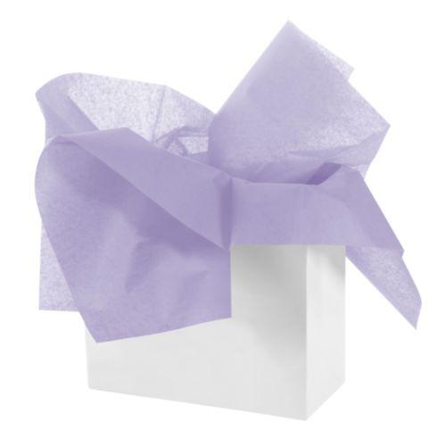 Бумага тишью 50 х 70см, цвет: лаванда, 3 штHY06020
