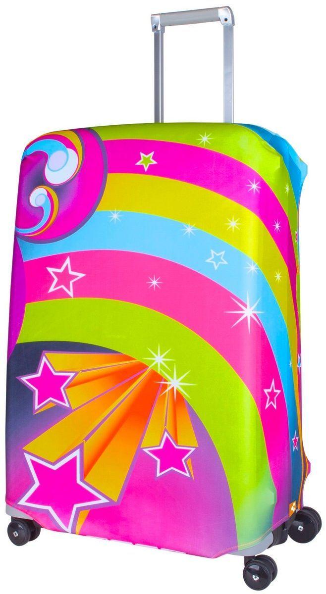 Чехол для чемодана Routemark Lucy, размер L/XL (75-85 см)Luc-L/XLДля больших чемоданов, высотой от 75 до 85 см (29-33 inch) (мерить от пола). Плотность ткани - 240 г/кв.м, упрочнённые швы, 2 потайные молнии для боковых ручек с двух сторон. Внизу чехла - молния трактор, дополнительная резинка с фастексом для лучшей усадки. Стойкая сублимационная печать.