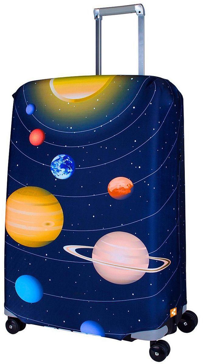 Чехол для чемодана Routemark Solar, размер L/XL (75-85 см)Sol-L/XLДля больших чемоданов, высотой от 75 до 85 см (29-33 inch) (мерить от пола). Плотность ткани - 240 г/кв.м, упрочнённые швы, 2 потайные молнии для боковых ручек с двух сторон. Внизу чехла - молния трактор, дополнительная резинка с фастексом для лучшей усадки. Стойкая сублимационная печать.