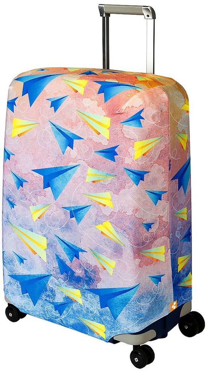 Чехол для чемодана Routemark Gastellas, размер M/L (65-74 см)Gas-M/LДля чемоданов средних размеров, высотой от 65 до 74 см (24-28 inch) (мерить от пола). Плотность ткани - 240 г/кв.м, упрочнённые швы, 2 потайные молнии для боковых ручек с двух сторон. Внизу чехла - молния трактор, дополнительная резинка с фастексом для лучшей усадки. Стойкая сублимационная печать.