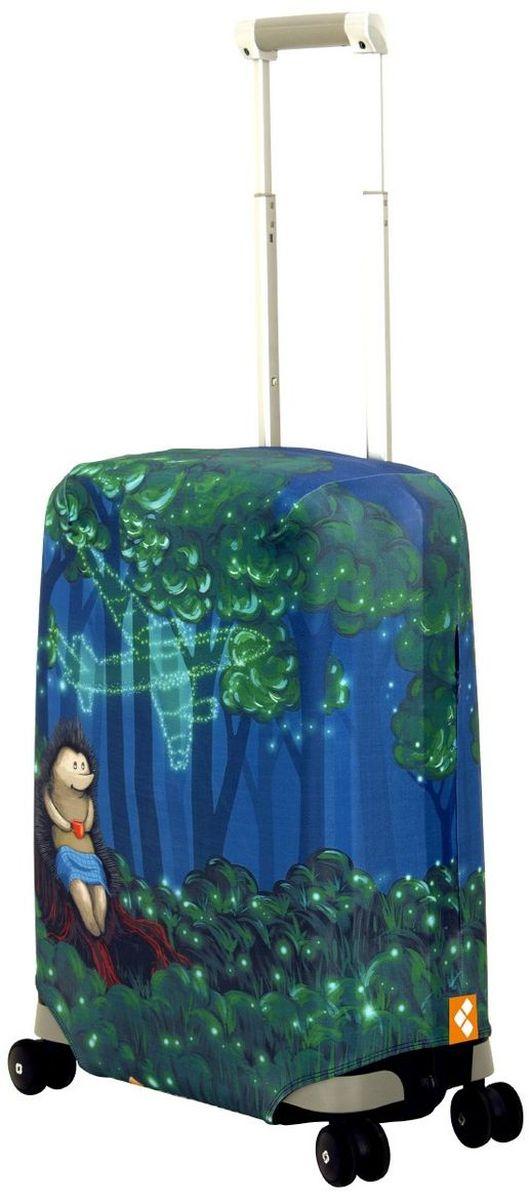 Чехол для чемодана Routemark Sparky, размер S (50-55 см)Spar-SДля чемоданов маленьких размеров, высотой от 50 до 55 см (19-21 inch) (мерить от пола). Плотность ткани - 240 г/кв.м, упрочнённые швы, 2 потайные молнии для боковых ручек с двух сторон. Внизу чехла - молния трактор, дополнительная резинка с фастексом для лучшей усадки. Стойкая сублимационная печать.