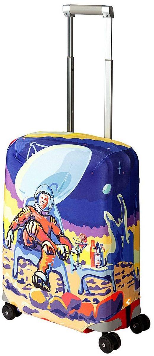 Чехол для чемодана Routemark Mars Beach Club, размер S (50-55 см)Mars-SДля чемоданов маленьких размеров, высотой от 50 до 55 см (19-21 inch) (мерить от пола). Плотность ткани - 240 г/кв.м, упрочнённые швы, 2 потайные молнии для боковых ручек с двух сторон. Внизу чехла - молния трактор, дополнительная резинка с фастексом для лучшей усадки. Стойкая сублимационная печать.