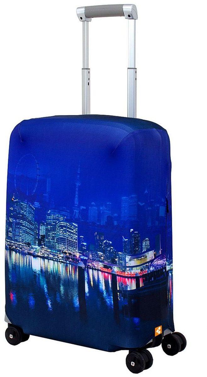 """Чехол для чемодана Routemark """"Voyager"""", размер S (50-55 см) VoaII-S"""