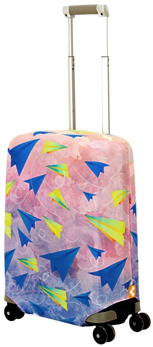 Чехол для чемодана Routemark Gastellas, размер S (50-55 см)Gas-SДля чемоданов маленьких размеров, высотой от 50 до 55 см (19-21 inch) (мерить от пола). Плотность ткани - 240 г/кв.м, упрочнённые швы, 2 потайные молнии для боковых ручек с двух сторон. Внизу чехла - молния трактор, дополнительная резинка с фастексом для лучшей усадки. Стойкая сублимационная печать.