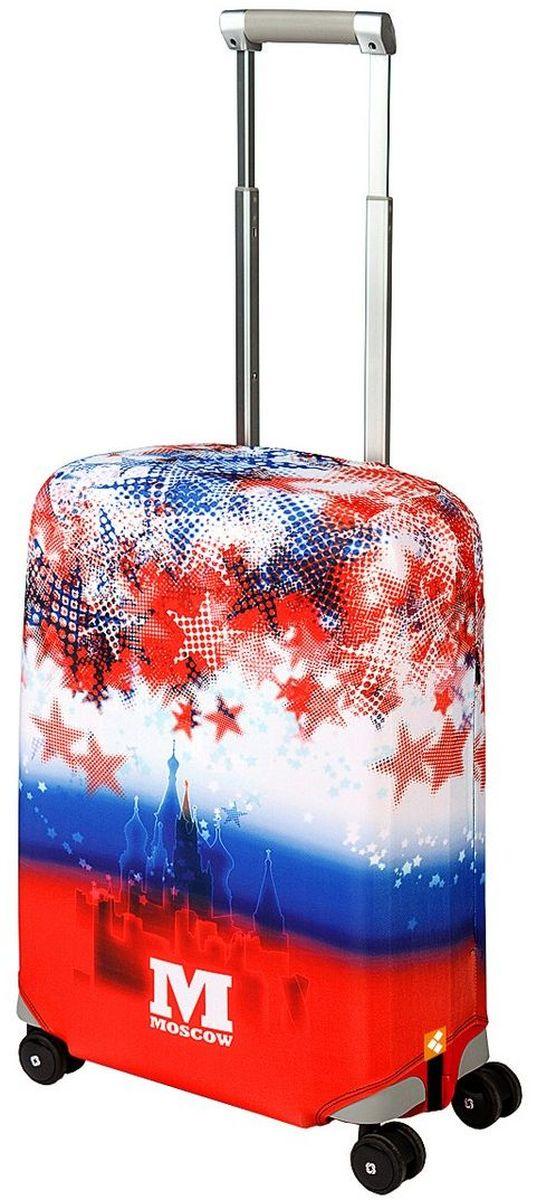 Чехол для чемодана Routemark Moscow, размер S (50-55 см)Mos-SДля чемоданов маленьких размеров, высотой от 50 до 55 см (19-21 inch) (мерить от пола). Плотность ткани - 240 г/кв.м, упрочнённые швы, 2 потайные молнии для боковых ручек с двух сторон. Внизу чехла - молния трактор, дополнительная резинка с фастексом для лучшей усадки. Стойкая сублимационная печать.