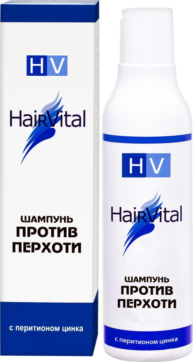 Hair Vital Шампунь против перхоти, 200 мл3078• Регулирует работу сальных и потовых желез• Уменьшает шелушение и зуд кожи головы• Воздействует на грибок, вызывающий себорею• Препятствует дальнейшему появлению перхоти• Нормализует гидролипидный баланс кожи головы• Придает волосам блеск и ощущение чистотыАктивный компонент: пиритион цинка 48%