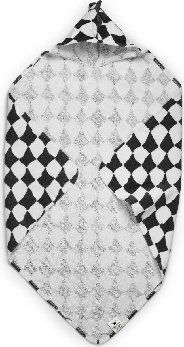 Elodie Details Полотенце детское с капюшоном Graphic Grace New2125/CHAR004Полотенце детское с капюшоном Graphic Grace New от Elodie Details - симпатичное полотенце-уголок, оно сделает купание малыша еще более приятным! С внутренней стороны полотенце имеет махровую поверхность, которая отлично впитывает влагу, а с внешней - приятный на ощупь мягкий велюр. Изготовлено из 100% органического хлопка. Хлопок имеет сертификацию GOTS, вырос без использования вредных химических веществ.