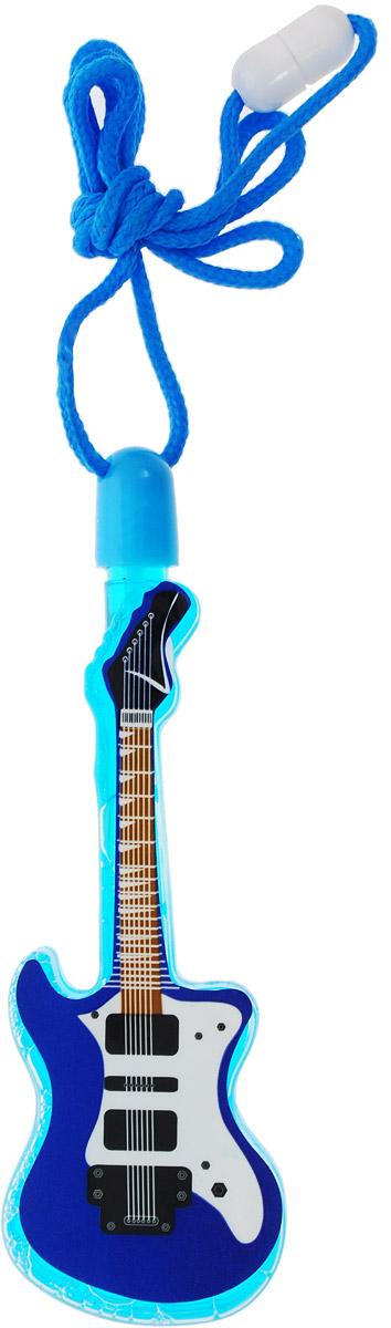 Uncle Bubble Мыльные пузыри Гитара цвет синий