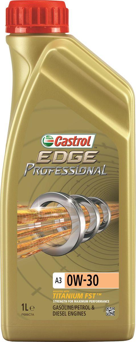 Моторное масло Castrol EdgeProfessional A3 0W-30, 1 л159F05Описание Полностью синтетическое моторное масло Castrol EDGE Professional произведено с использованием новейшей технологии TITANIUM FST™. Технология TITANIUM FST™ на физическом уровне меняет поведение масла Castrol EDGE PROFESSIONAL в условиях экстремальных нагрузок. Основой технологии TITANIUM FST™ являются полимерные металлоорганические соединения, содержащие титан. Таким образом, титан становится компонентом масла и работает в унисон с технологией усиленной масляной плёнки Fluid Strength Technology (FST™), которая была внедрена в 2011 году. Испытания подтвердили, что TITANIUM FST™ в 2 раза увеличивает прочность масляной плёнки, предотвращая её разрыв и снижая трение для максимальной производительности двигателя. Используя опыт сотрудничества с автопроизводителями, мы применили такую же технологию, которая ранее использовалась только при производстве масла для конвейерной заливки. Моторное масло Castrol EDGE Professional прошло многоуровневую микрофильтрацию. Контроль качества...