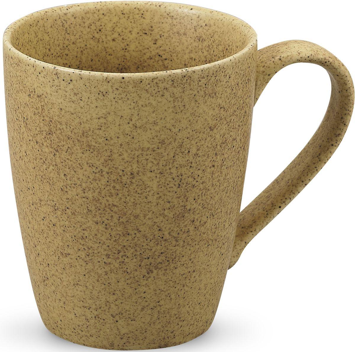 Кружка Fissman, цвет: песочный, 300 мл. 9301SC-9301.300