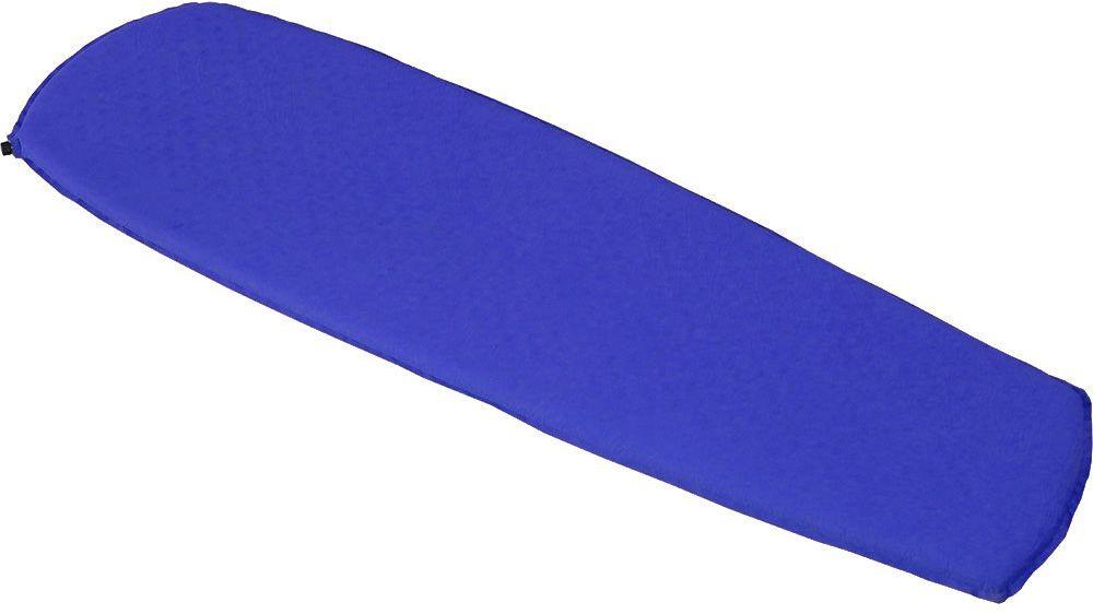 Коврик самонадувающийся Nova Tour Стоун 2.5 XL, цвет: синий, 198 х 63 х 2,5 см96025-407-00Легкий надувной коврик из прочных материалов для продолжительных походов