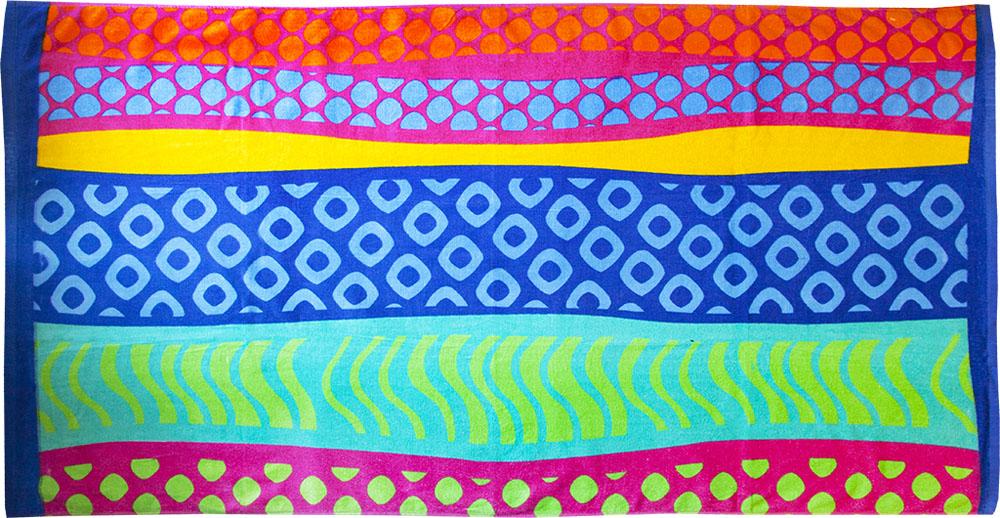 Полотенце пляжное Bonita, махровое, цвет: коралловый, 75 x 150 см1010216675Размер: 75*150. Состав: 100% хлопок. Страна изготовителя: Китай