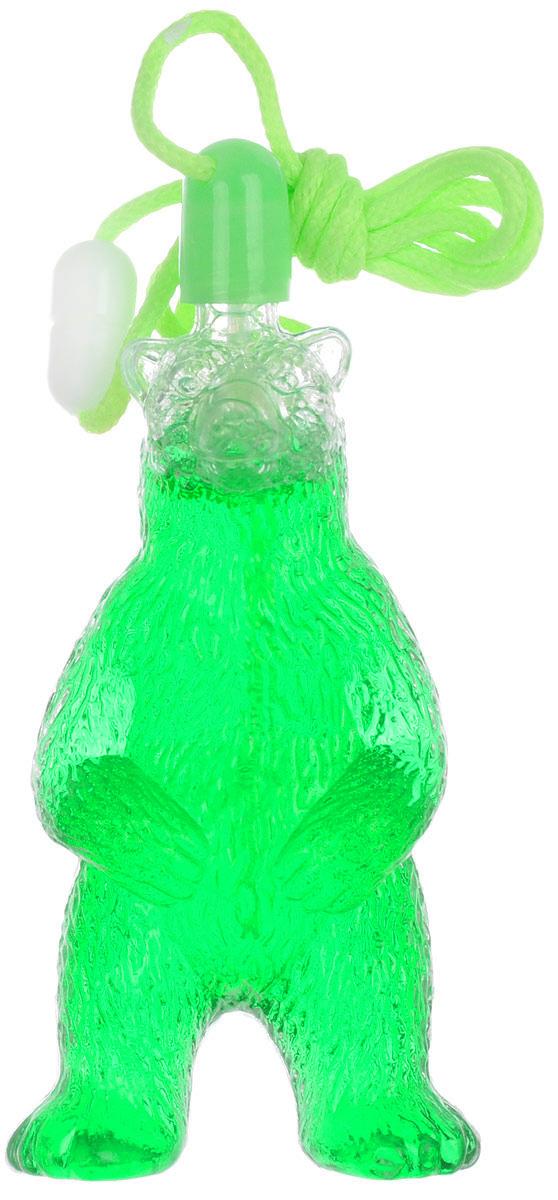 Uncle Bubble Мыльные пузыри Медведь цвет зеленый