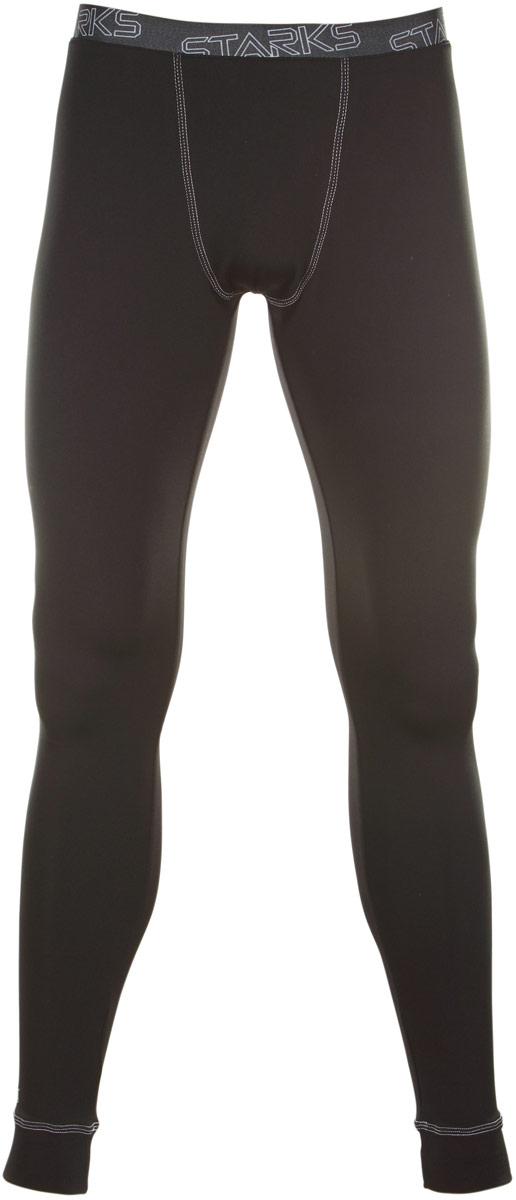 Термобелье брюки мужские Starks Warm, зимние, цвет: черный. Размер LЛЦ0023_L_МужАнатомическое термобелье, выполнено из Европейской сертифицированной ткани Polarstretch. Высокие эластичные свойства материала позволяют белью максимально повторять индивидуальную анатомию тела, эффект второй кожи. Отличные влагоотводящиесвойства, что позволяет телу оставаться сухим. Высокие термоизоляционные свойства, позволяют исключить переохлаждение или перегрев. Воротник стойка обеспечивает защиту шеи от холода. Белье предназначено для активных физических нагрузок. Повседневное использование, в качестве демисезонного. Особенности: STOP BACTERIA Защита от перегрева или переохлаждения Эластичные, мягкие плоские швы Гипоаллергенно Состав: 92%-полиэстер, 8%-эластан