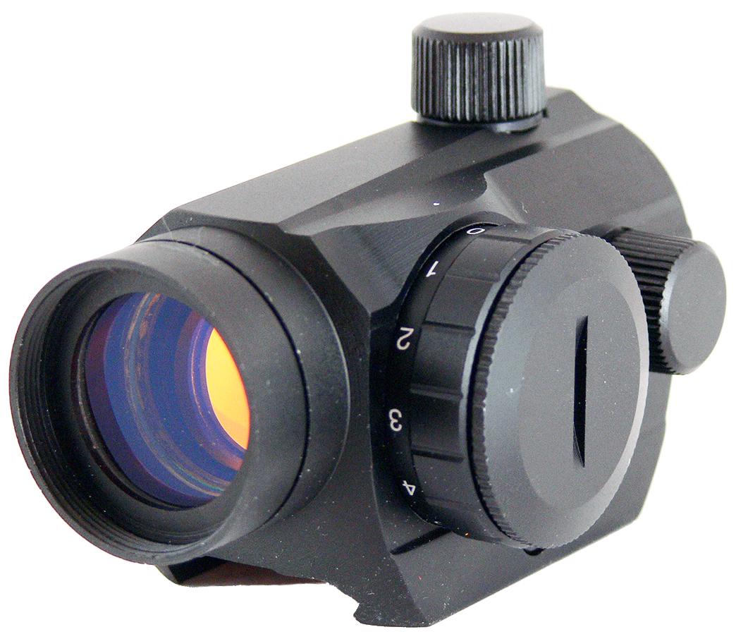Прицел коллиматорный Target Optic 1х22, закрытый на Weaver, марка - точка. TO-1-22TO-1-22Коллиматор Target Optic 1х22 закрытый на Weaver, марка - точка. Арт. TO-1-22 Небольшой, легкий коллиматор предназначен для повышения точности и скорости прицеливания. Благодаря наличию интегрированной системы монтажа, прицел может быть установлен практически на любое оружие, оборудованное стандартной базой Weaver. Прицельная марка – красная. Подсветка прицельной марки позволяет прицеливаться с максимальным комфортом и точностью. Линзы прицела имеют специальное покрытие, которое защищает их от запотевания и от мелких повреждений. Качественная оптика позволяет использование прицела в условиях недостаточной освещенности. Тип: закрытый Увеличение (х): 1 Прицельная марка: точка Подсветка прицельной марки: красная, 11 режимов яркости Диаметр объектива: 22 мм Длина прицела: 74 мм Материал: алюминий Тип батареи: CR2032 3V Крепление: на планку Weaver Совместимость с приборами ночного видения: нет Вес с кронштейном: 126 г Вес с...