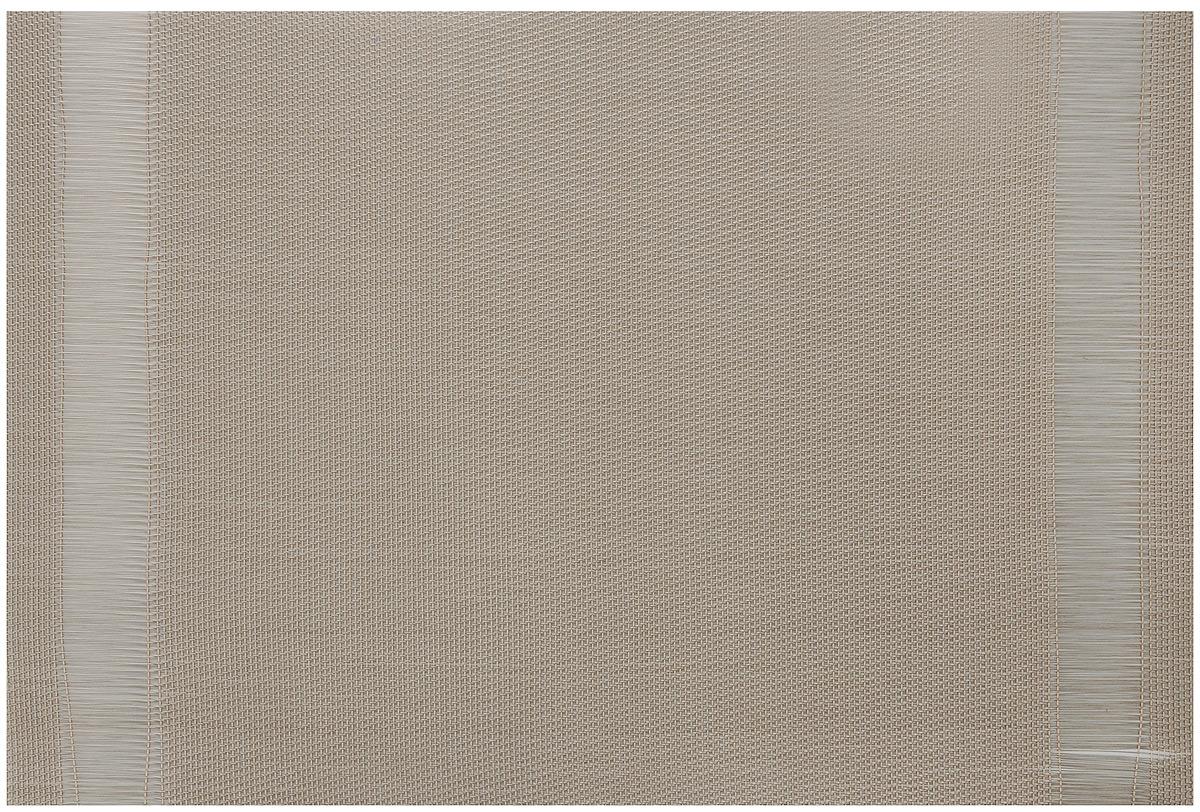 Салфетка для сервировки Oursson Полосы, цвет: серый, 30 х 45 смHS89600/MCСалфетка для сервировки стола Oursson Полосы выполнена на 70% из поливинила и на 30% из полиэстера. Изделие предназначено для ежедневной защиты поверхностей от загрязнений и повреждений, обладает высокой износоустойчивостью, рассчитано на многократное использование. Легко моется мягкими чистящими средствами. Размер салфетки: 30 х 45 см.