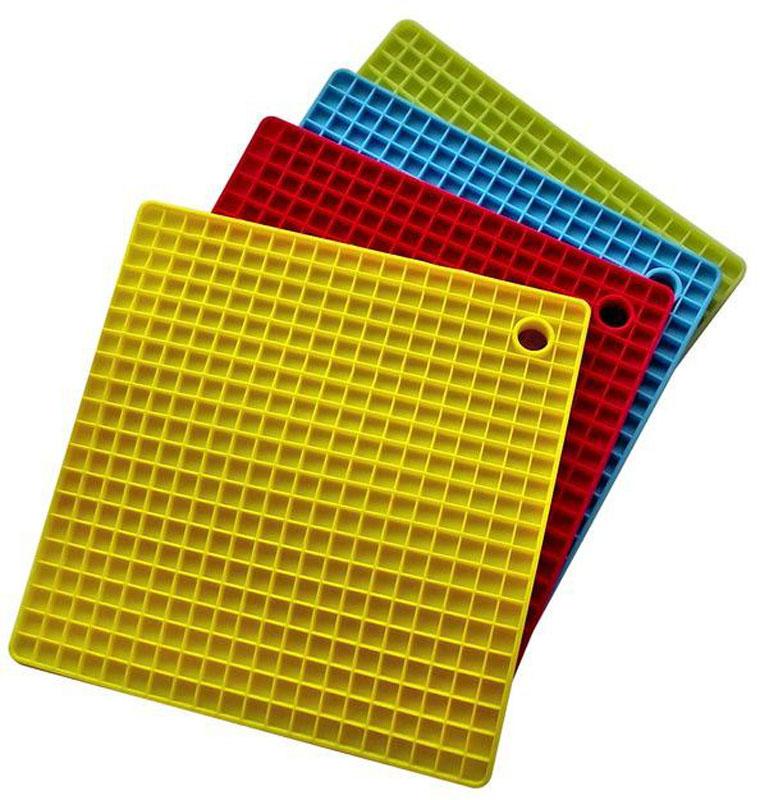 Коврик для теста Gipfel Clum, 17,5 х 17,5 х 0,8 см2810Посуда Gipfel изготовлена только из качественных, экологически чистых материалов. Также уделяется особое внимание дизайну продукции, способному удовлетворять вкусы даже самых взыскательных покупателей. Сталь 8/10, из которой изготавливается посуда и аксессуары Gipfel, является уникальной. Она отличается высокими эксплуатационными характеристиками и крайне устойчива к физическим воздействиям. Сложно найти более подходящий для создания качественной кухонной посуды материал. Отличительной чертой металлической посуды, выполненной из подобной стали, является характерный сероватый оттенок поверхности и особый блеск. Это позволяет приготовить более здоровую пищу.