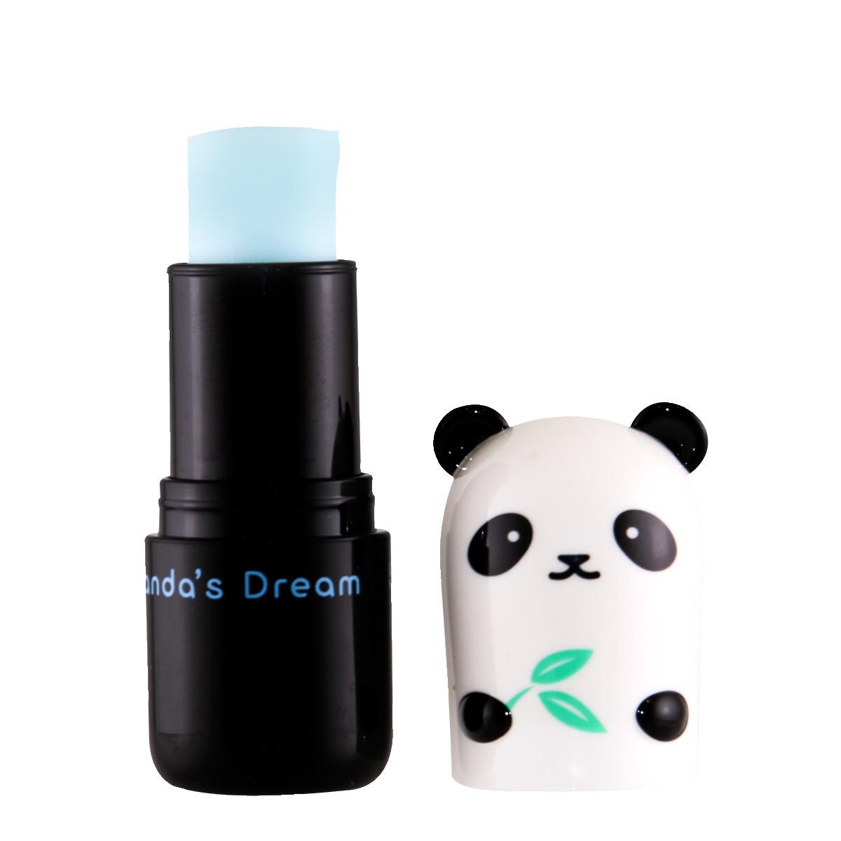 TonyMoly Охлаждающий стик для области вокруг глаз Pandas Dream So Cool Eye Stick, 9грFS-00103Охлаждающая сыворотка для области вокруг глаз в виде стика. Как и вся продукция Tony Moly имеет восхитительный дизайн, выполненный в виде милой панды. Основные компоненты: ниацинамид, галоксил, экстракт сибирского крыжовника, аденозин, ледниковая вода, морская вода. - ледниковая вода придаст коже вокруг глаз ощущение свежести и охлаждения, а подверженная сухости кожа глаз моментально увлажняется; - морская вода выводит токсины и улучшает микроциркуляцию; - ниацинамид защищает кожу от солнечных лучей и улучшает ее эластичность; - аденозин - аминокислота возвращает упругость кожи, предотвращает появление морщин; - экстракты актинидии и бамбука осветляют темные круги под глазами, возвращают молодость и нежность вашей коже. Не содержит парабенов, минерального масла, бензофенона, ГМО, триэтаноламина и т.д.