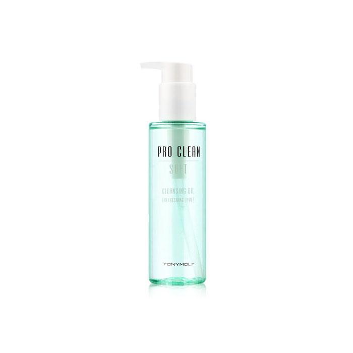 все цены на  TonyMoly Очищающее масло для снятия макияжа Pro-clean Soft Cleansing Oil, 150 мл  онлайн