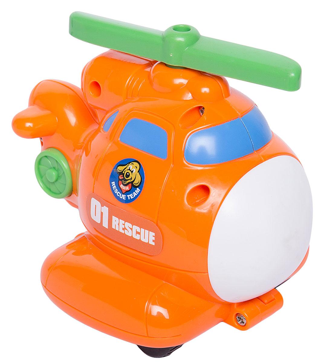 Keenway Вертолетик цвет оранжевый