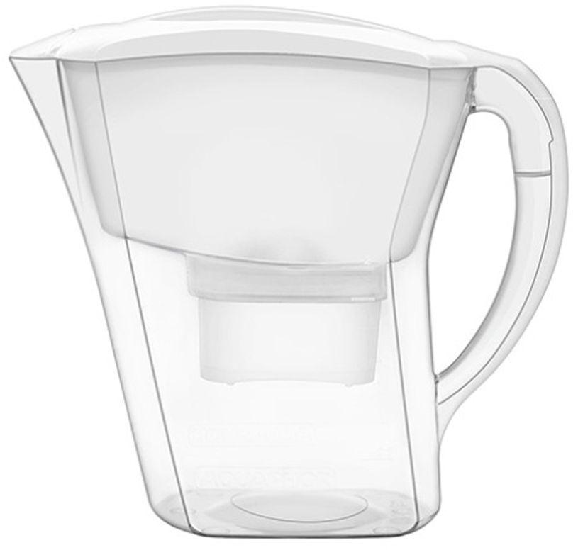 """Фильтр-кувшин для воды Аквафор """"Агат"""", цвет: белый, 3,8 л АГАТ (бел.)"""