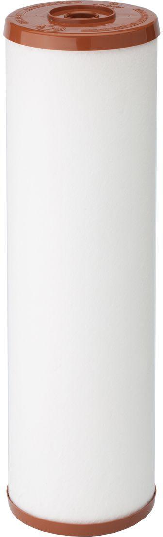 Модуль сменный механической очистки Аквафор В 520-ПХ20 для холодной воды, для ВикингМХ-20 140-489Аквафор В520-ПХ20 Сменный модуль для предочистки холодной воды Сменный модуль В520-ПХ20 Используется в системе АКВАФОР Викинг. Изготовлен из 100%-го полипропилена. Очищает воду от: взвесей ржавчины песка других механических примесей. Технические характеристики Пористость фильтрующего материала - 20 мкм. Максимальная скорость фильтрации - 25 л/мин