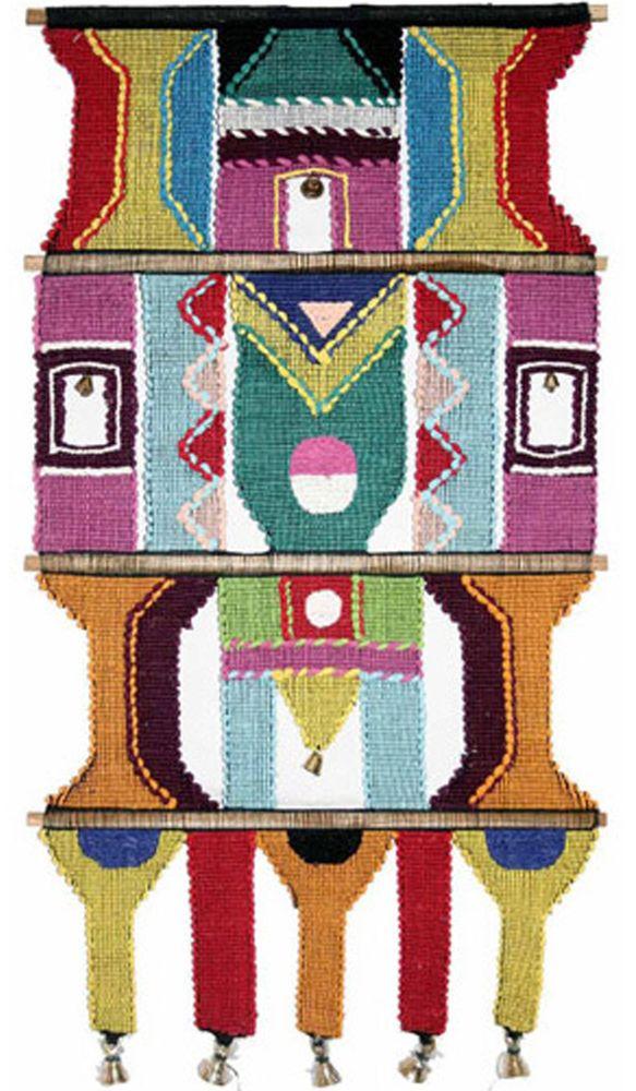 Коврик декоративный India Cotton, 45 х 80 см. 270A270AКоврик декоративный ручной работы. Произведен в деревнях Индии, с вековыми традициями в изготовлении хлопковых изделий. Служит идеальным украшением Вашего интерьера, отличный подарок по любому случаю. Этнический оберег, колокольчиками отгоняющий зло и привлекающий блага. Изделия ручной работы могут немного отличаться от товара, представленного на фото, например, цветовыми нюансами, отделкой. Внимание: коврик не подлежит стирке!