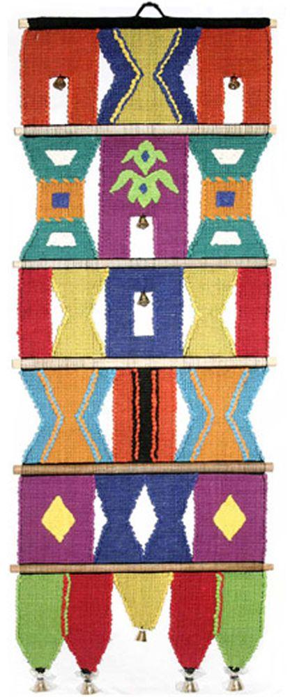 Коврик декоративный India Cotton, 35 х 90 см. 425A425AКоврик декоративный ручной работы. Произведен в деревнях Индии, с вековыми традициями в изготовлении хлопковых изделий. Служит идеальным украшением Вашего интерьера, отличный подарок по любому случаю. Этнический оберег, колокольчиками отгоняющий зло и привлекающий блага. Изделия ручной работы могут немного отличаться от товара, представленного на фото, например, цветовыми нюансами, отделкой. Внимание: коврик не подлежит стирке!