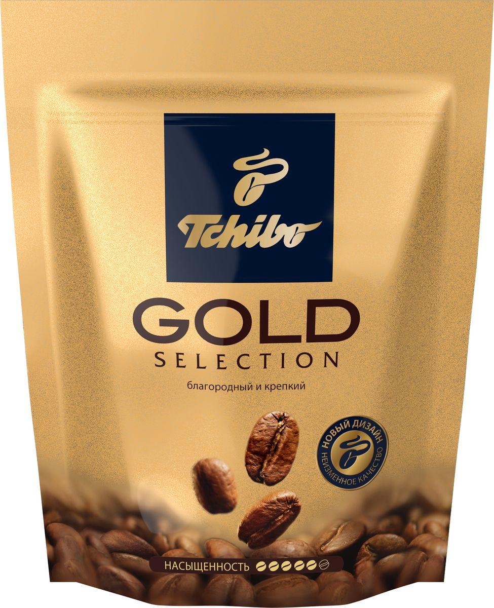Tchibo Gold Selection кофе растворимый, 40 г0120710Tchibo Gold Selection в мягком металлизированном пакете. Специальный способ обжарки кофейного зерна дарит этому кофе Чибо особенный золотистый оттенок и богатый, изысканный вкус.