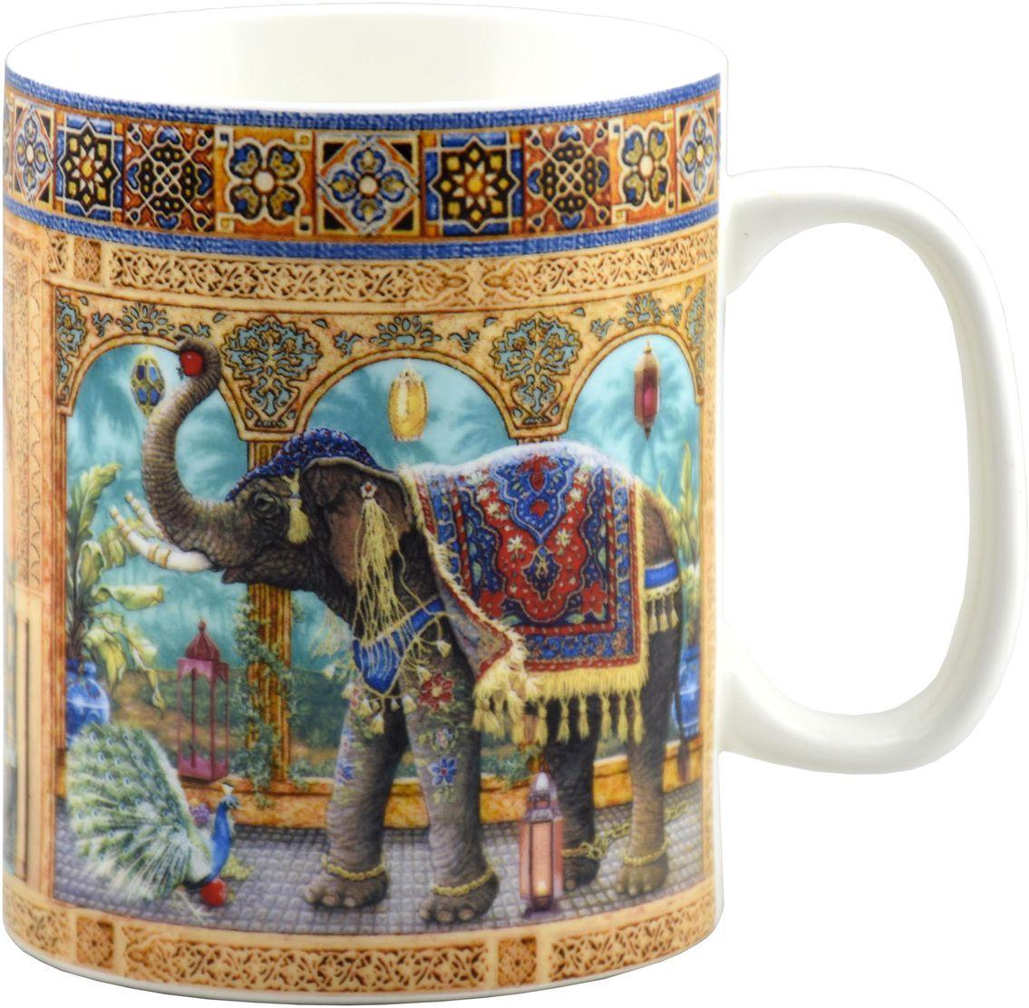 Кружка GiftnHome Marrakesh, 700 млGM-700 MarrakeshКружка из костяного фарфора, в подарочной упаковке